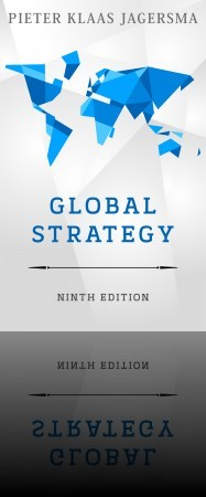 Book 14 Global Strategy Ninth Edition 2001++